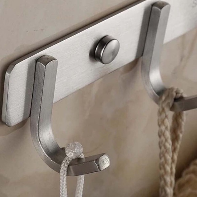 High Quality Sus304 Stainless Steel Clothes Hook Cloth Hooks