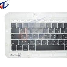 """Фирменная новинка, крышка для ключей Macbook Pro retina 1"""" 15"""" A1706 A1707, русская Россия, RU, клавишная крышка для ключей, крышка для ключей s Late Mid"""