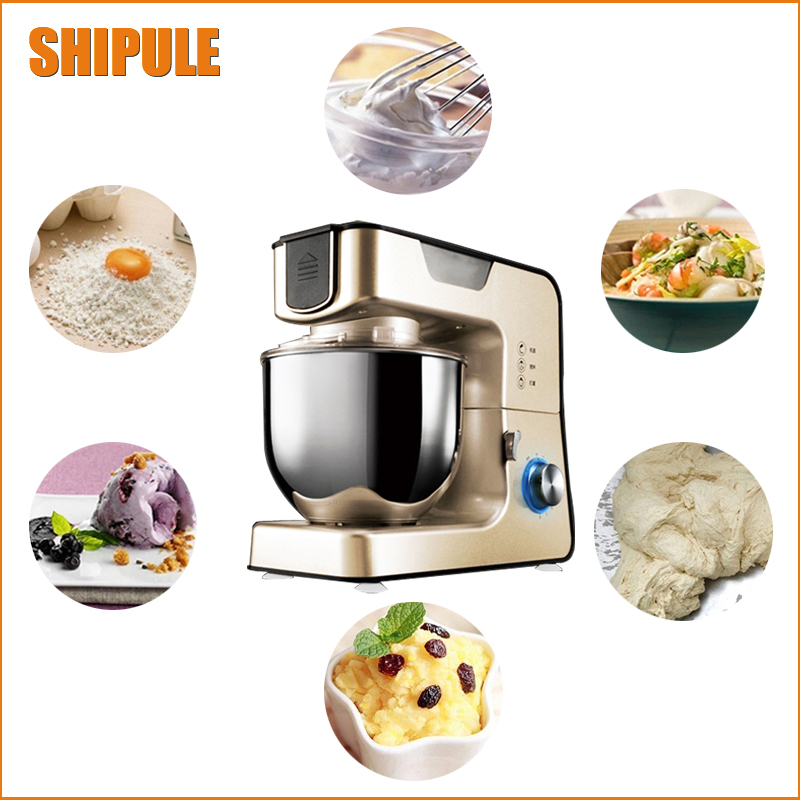 5.5L donut pasta mixer/electric dough mixer/dough kneading machine /food mixer набор для кухни pasta grande 1126804