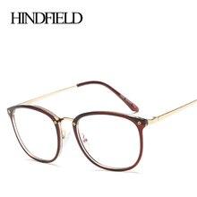HINDFIELD Модные TR90 оптические очки, оправа, высокое качество, прозрачные линзы, оправы для очков для женщин, брендовые оптические компьютерные очки