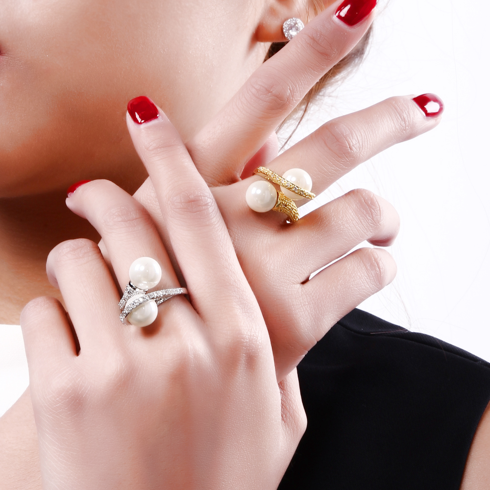 Special Offer Ring for Women Trendy Jewelry Wedding Party Simple ...