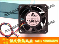 Free Shipping Delta 6cm 60mm 60X60X38MM DC 48V 0.35A AFB0648EHE 9E25R server inverter axial blower computer cooling fans