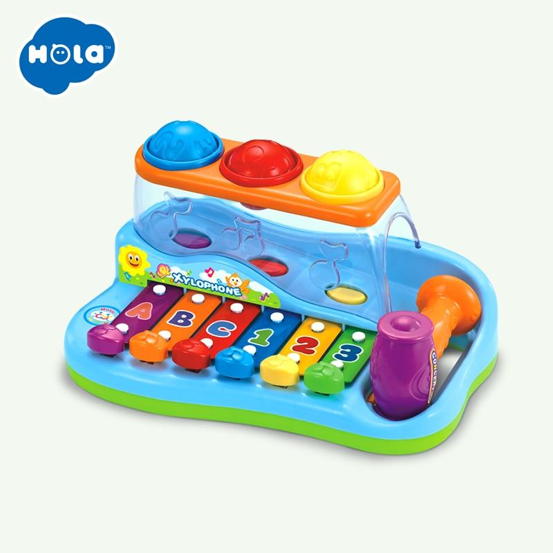 Free Shipping Enlighten Brinquedos Bebe Instrumentos Musicais Baby Educational Toys