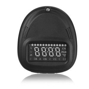 Image 5 - Geyiren HUD Gps A1 Head Up Display Car HUD Speedometer Projector Speed Alarm Display Kilometers Windshield Projector HUD Car GPS