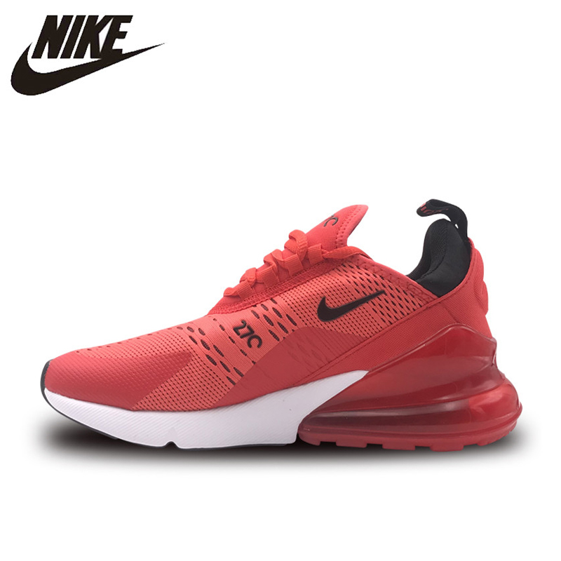 US $45.01 73% OFF|Nike Air Max 270 Women's Breathable Running Shoes Sneakers Sport Outdoor Athletic 2018 New Women Designer Sneakers AH8050 601 in