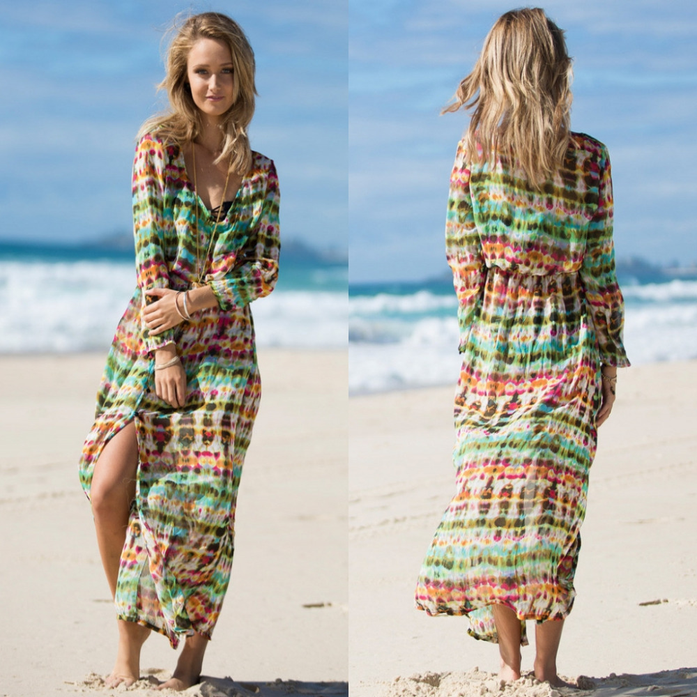 Long Beach Dresses Fashion