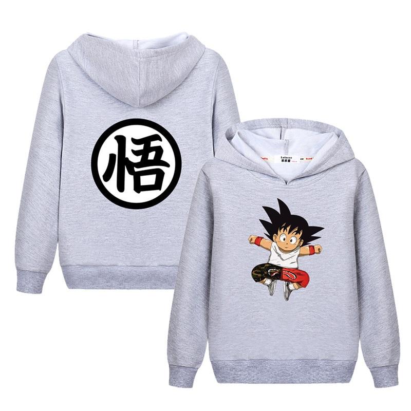 Lolocee kids 3D cartoon hoodie Boy girl anime funny sweatshirt New autumn tops hoodies child Anime casual clothes coats 1