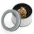 5mm Colorido 216 unids Neodimio bucky Cubo Neo Magia Puzzle Magnético Imán Esferas Bolas Spacer Beads + Regalo caja