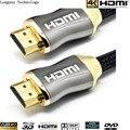 Wholesale 100pcs/lot GOLD 10m (30FT)HDMI v1.4 PREMIUM Cable HDTV 3D 1080P 2160P Lead metre