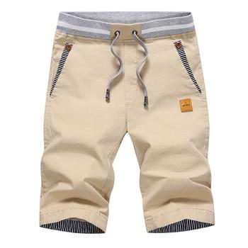 drop shipping 2020 summer solid casual shorts men cargo shorts plus size 4XL  beach shorts M-4XL AYG36 4