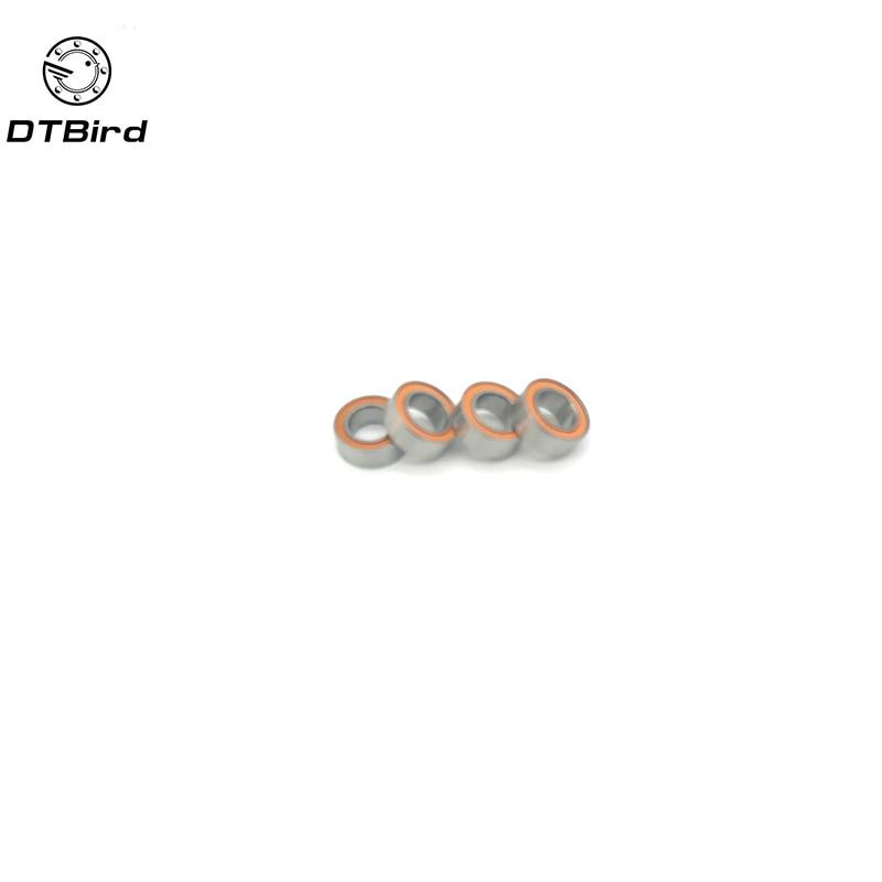 1PC SMR74 2OS 4*7*2.5 mm ABEC7 Stainless Steel Hybrid Ceramic Bearings/Fishing Reel Bearings free shipping 1pc s699 2os cb abec7 9x20x6mm stainless steel hybrid ceramic bearings fishing reel bearings s699c 2os s699 2rs