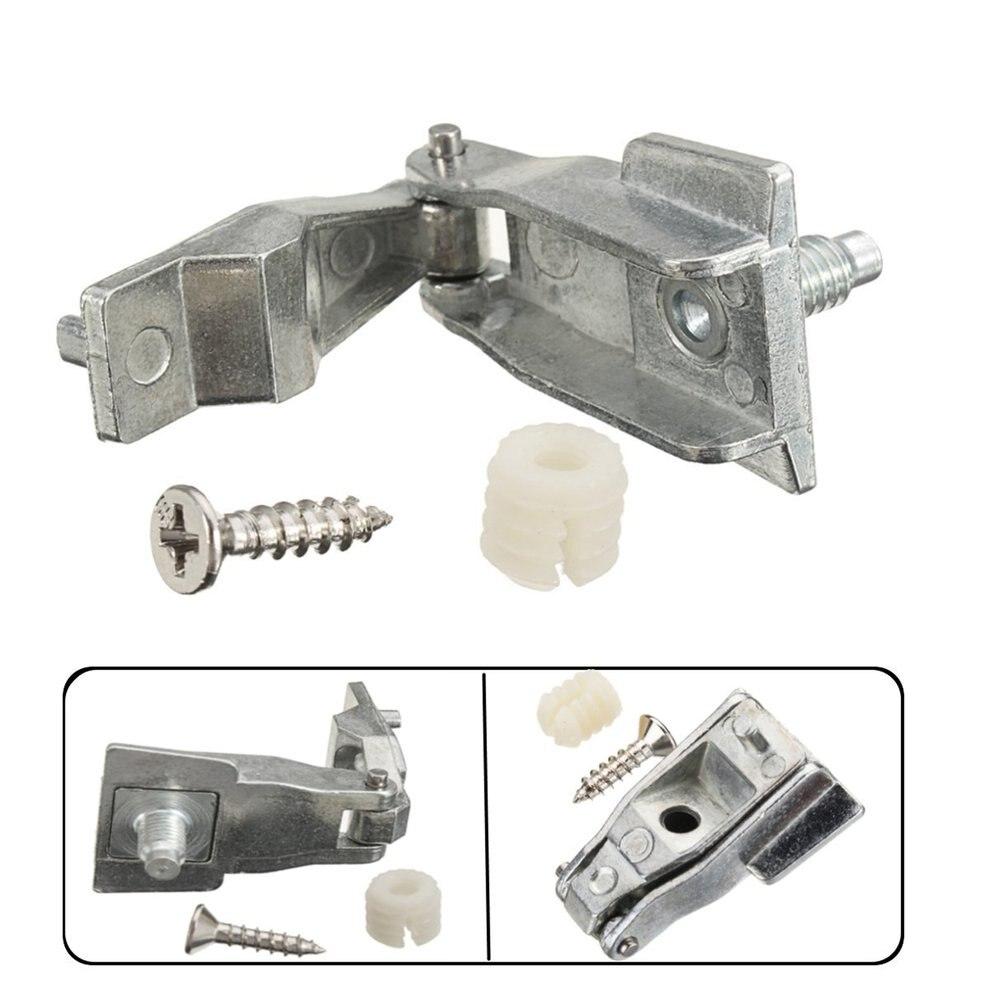 Kit de ferramentas de reparo da dobradiça do punho da porta exterior do metal para fiat 500 os ou ns 51964555 eua