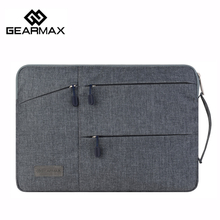 Gearmax Laptop Sleeve For Macbook Air Pro Retina 11 13 15 Inches Waterproof Case Shockproof Shell Laptop Hand Bag case