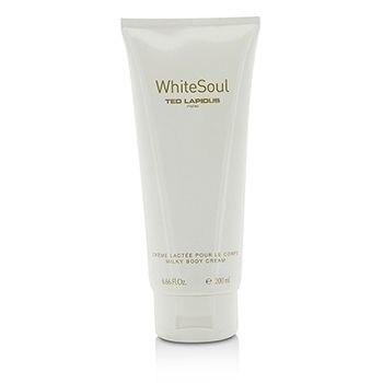 Ted Lapidus 204249 6.66 oz White Soul Milky Body Cream for Women