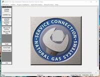 Quantum Elektronische Service Werkzeug QUEST für Gas 2 1