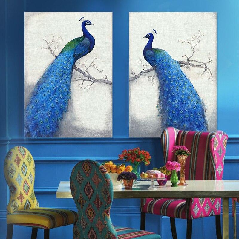 achetez en gros paon peinture en ligne des grossistes paon peinture chinois. Black Bedroom Furniture Sets. Home Design Ideas