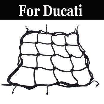 Bagaż sieć ładunkowa torba kask motocyklowy do przechowywania siatki dla Ducati Monster 1100 1100 s 696 Multistrada 1100 1100 s Sport 1000 s tanie i dobre opinie piece 0 15kg (0 33lb ) 20cm x 20cm x 20cm (7 87in x 7 87in x 7 87in)