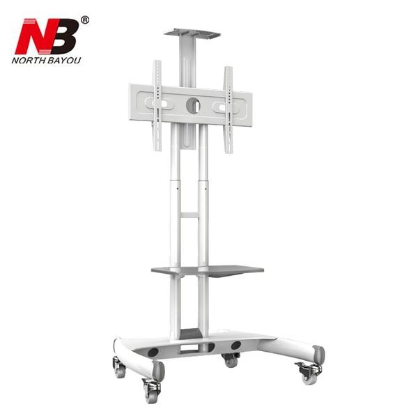 NB AVA1500-60-1P Mobile TV Cart 32