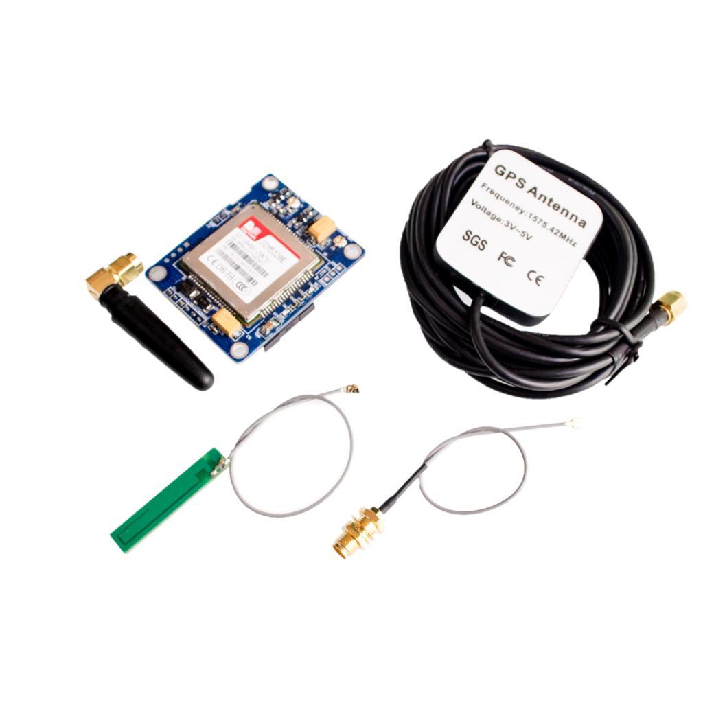 Module SIM5320E 3G Modules GSM GPRS GPS 51 STM32 AVR MCU