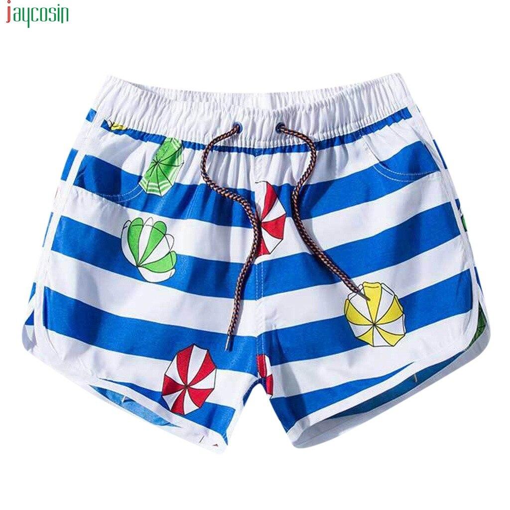 JAYCOSIN Women Casual Beach Pants Women 2019 Slim Camouflage Print   Shorts   Elastic Band Sweatpants Beach   Shorts   Pants Feminino