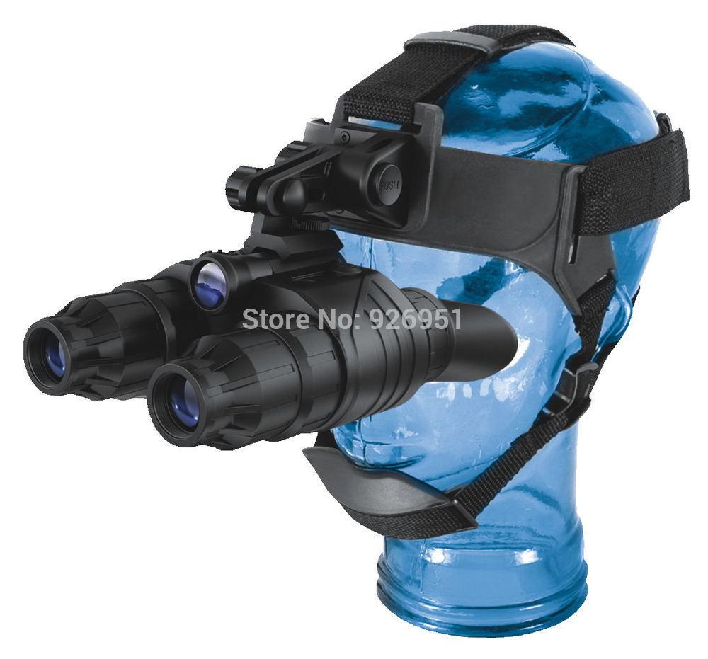 Original Pulsar 75095 infrared Night vision for hunting NV Goggles Edge GS 1x20 Night vision Binoculars