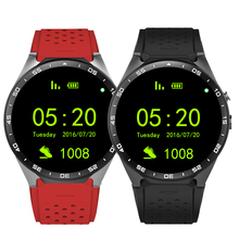 ZUCOOR Smart Watch Android 5 1 GPS Watches font b Smartphone b font WiFi Smartwatch ZW77