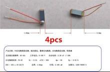 4 cái cho PZT gốm áp điện thiết bị truyền động, theo chiều dọc phân cực, stack áp điện gốm sứ, áp điện thiết bị truyền động