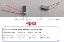 4 sztuk dla PZT piezoelektryczny siłownik ceramiczny, polaryzacja wzdłużna, stos piezoelektryczny ceramiki, siłownik piezoelektryczny