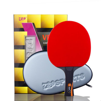 [TB07]Official authentic 729 table tennis racket six stars seven stars eight stars friendship table tennis racket single shot 6