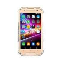 2017 Nueva Original A8 Plus A8 + Teléfono Con MTK6580 Quad A Core Android 5.0 3G GPS 5.0 Pulgadas de Pantalla A Prueba de Polvo a prueba de Choques Móvil