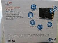 AT & T Sierra Wireless Mobile H Otspot WiFiยกระดับ4กรัมRouter MiFi Aircard 754วินาที