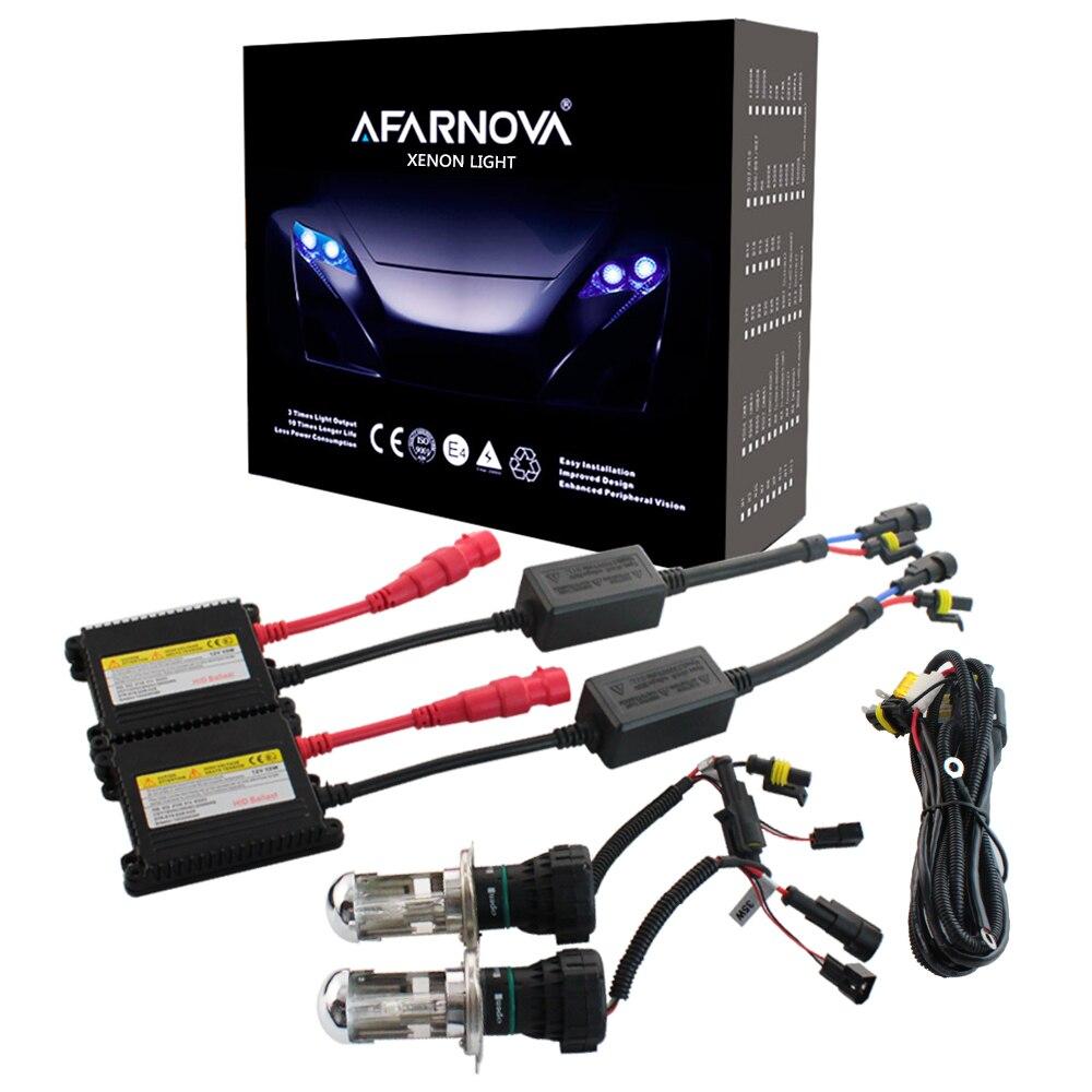 BOOMBOOST 55W HID Xenon Kit 10000K H8//H9//H11 HID xenon hid ballast Xenon Light bulb Headlight Lamp 12V xenon kit
