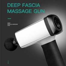 Professional Relieve Pain muscle Massage Gun  Deep Relaxation Therapy Body vibrating Massager Tools Fitness and Gym tool