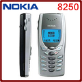 8250 Cheapst Nokia 8250 Mobile Cell Phone 2G GSM 900/1800 Unlocked 8250 with High Power capacity One year warranty
