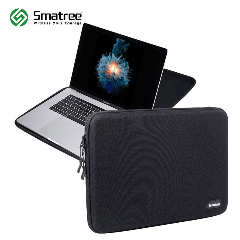Smatree Nylon Laptop Sleeve Bag Compatible 13 3 15 inch MacBook Pro Air Dell Microsoft Surface