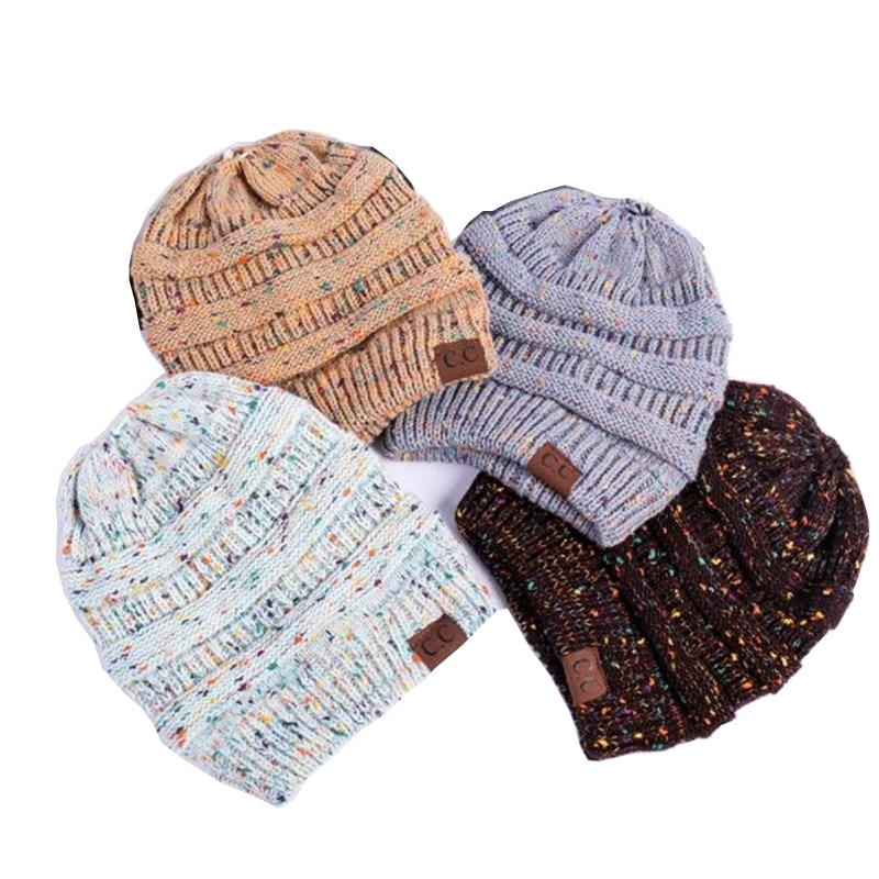 Beanie   Winter Hats For Women Crochet Knit Cap   Skullies     Beanies   Warm Caps Female Knitted Stylish Hat Ladies winter hats