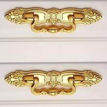 64mm modern fashion gold shaky drop rings furniture pulls 2.5″ golden drawer cabinet dresser cupboard door handles knobs