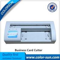 Shipping Via DHL 1 Set Lot Business Card Cutter Machine Business Name Card Cutter