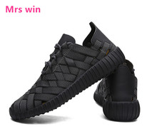 36-44 New summer Style Men women Running Shoes Outdoor Walking Sneakers Comfortable Athletic Shoes Sport zapatillas mujer