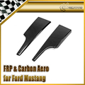 Car-styling For Ford 2015 Mustang Carbon Fiber Dash Bottom Trim(For LHD only)