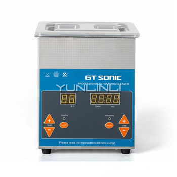 Ultrasonic Cleaning Digital Heating Laboratory Container Degreasing And Rust Ultrasound Washing Equipment VGT-1613QTD