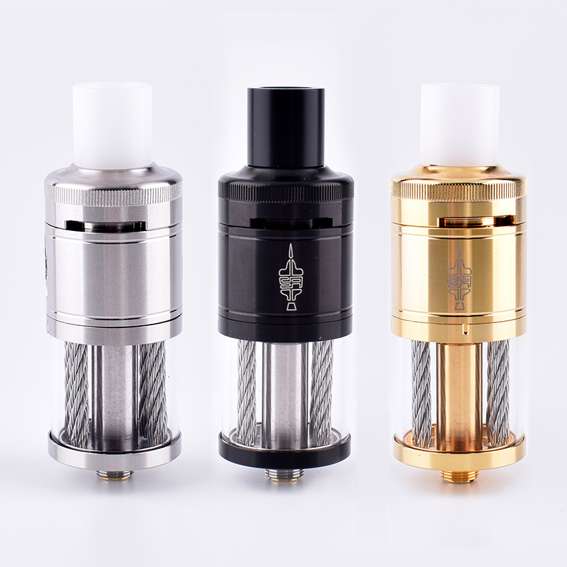 What Is a Dual Coil Atomizer? - Broke Dick