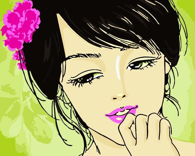China girl hq pic