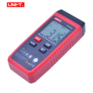 Image 5 - UNI T UT306A Mini Infrared Thermometer  35~300C  31~572F Digital IR temperature tester with Data hold & LCD backlight display
