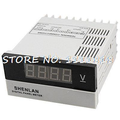 3 1/2 RED LCD Digital Volt Panel Meter Voltmeter DC 0-200V3 1/2 RED LCD Digital Volt Panel Meter Voltmeter DC 0-200V