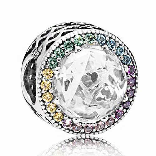 Bolsa de Cristal de Venda quente Do Bebê Menina Borboleta Lua Estrelas Encantos Beads Fit Pandora Pulseiras Colares para As Mulheres Jóias Presente DIY