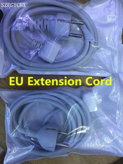 """Europe UE Plug 1.8 M AC Power Adaptateur Extension Câble Cordon pour Macbook Mac Pro MagSafe 11 12 13.3 15.4 """"chargeur Adaptateur SZEGYCHX"""