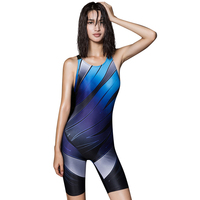 Phinikiss professional swimsuit swimwear sport plus size for women girls female ladies women competition athletic swimsuit 10059