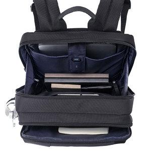 Image 2 - Xiaomi Mi plecak klasyczny biznes plecaki miejskich 17L pojemności studentów torba na Laptop mężczyzna kobiet torby na 15 cal laptopa