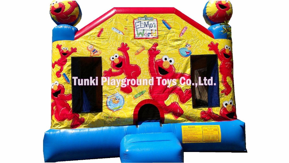 Children Favorite Inflatable font b Bouncer b font PVC Inflatable Castle WIth Good Price For Sale
